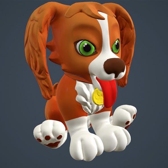Cartoon Talking Dog
