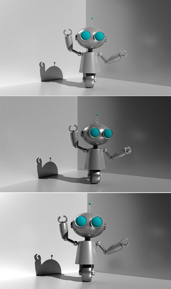robo - 3DOcean Item for Sale