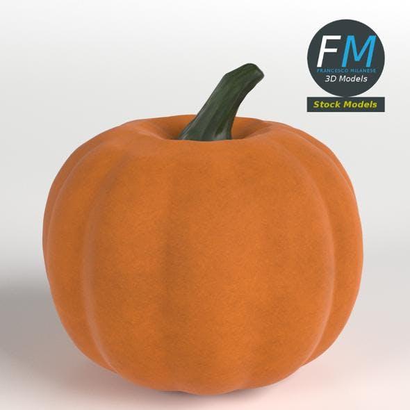 Stylized Pumpkin - 3DOcean Item for Sale