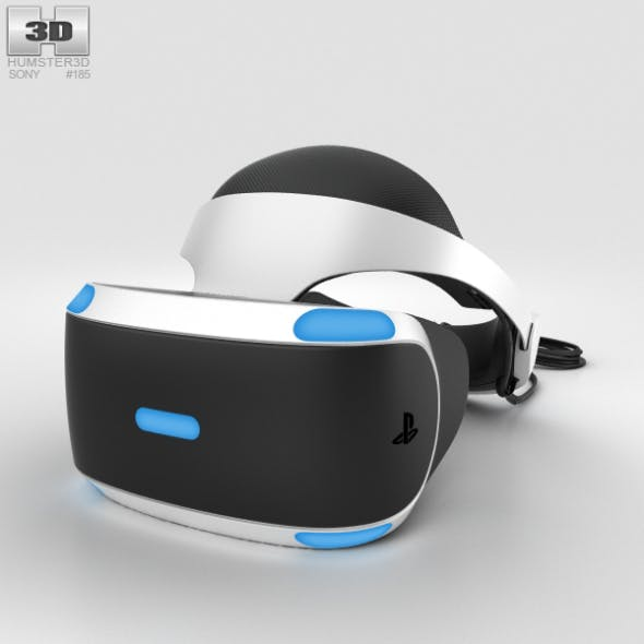 Sony PlayStation VR - 3DOcean Item for Sale