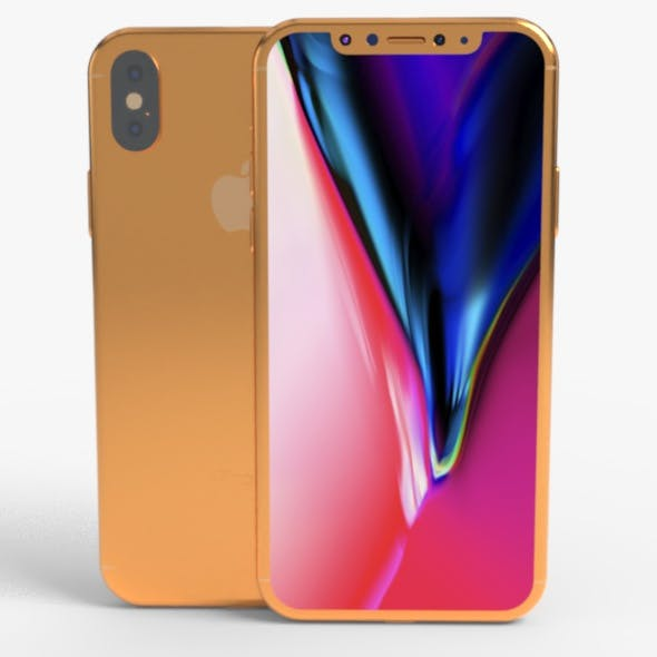 Iphone 11 Gold Model