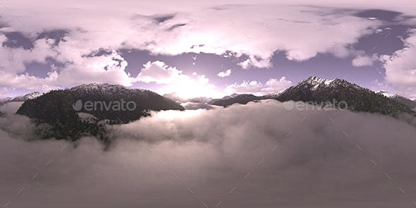 Morning Mountains HDRI Sky - 3DOcean Item for Sale