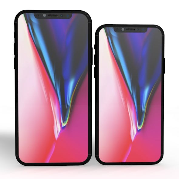 Iphone 11 and 11 plus - 3DOcean Item for Sale