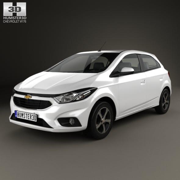 Chevrolet Onix 2016 - 3DOcean Item for Sale