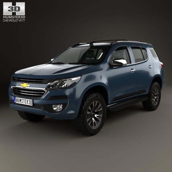 Chevrolet TrailBlazer 2016 - 3DOcean Item for Sale