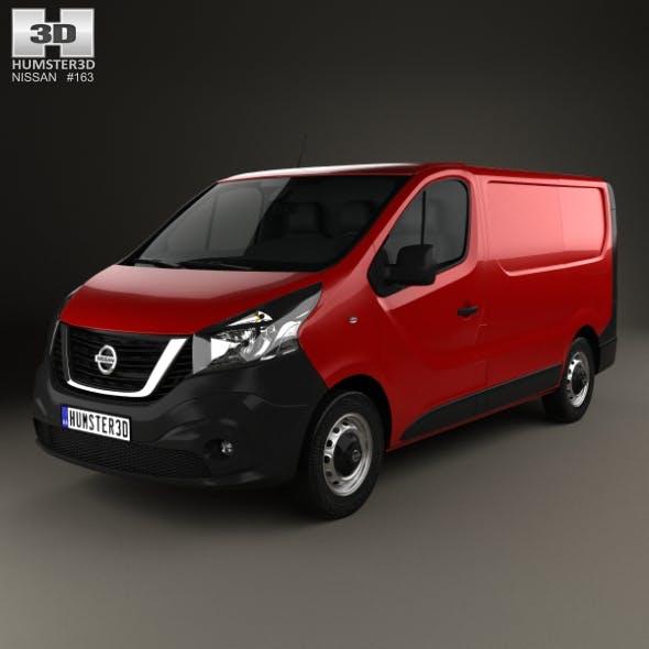 Nissan NV300 Panel Van L1H1 2016 - 3DOcean Item for Sale