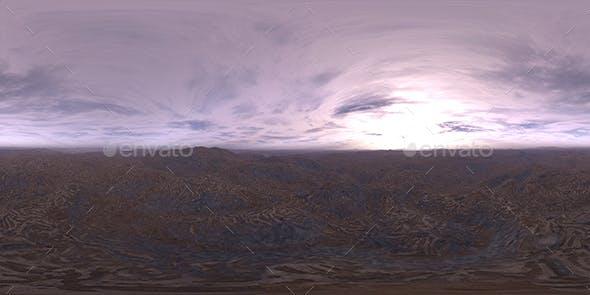 Morning Desert HDRI Sky - 3DOcean Item for Sale