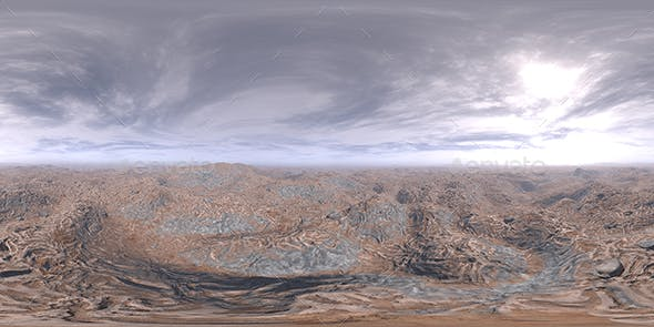Before Noon Desert HDRI Sky - 3DOcean Item for Sale