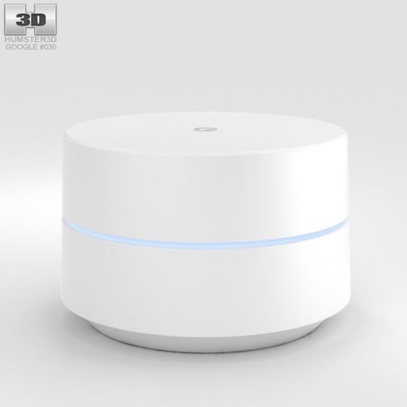Google Wi-Fi - 3DOcean Item for Sale