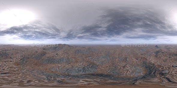 Afternoon Desert HDRI Sky - 3DOcean Item for Sale