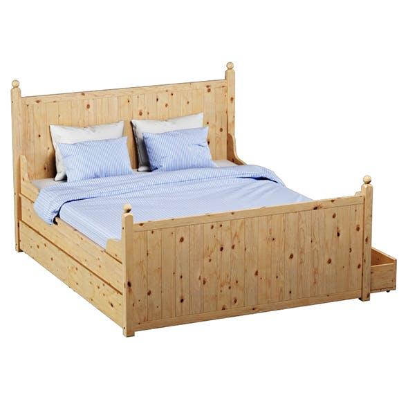Bed Gurdal IKEA