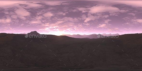 Early Morning Desert HDRI Sky - 3DOcean Item for Sale