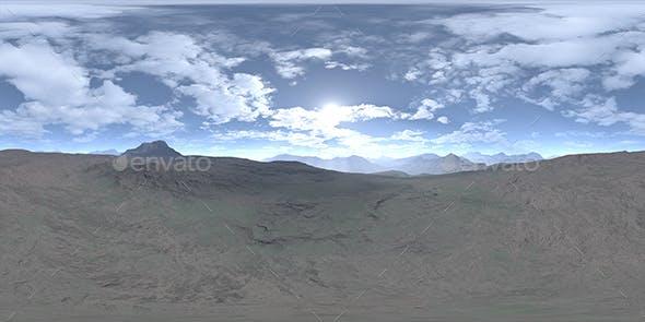 Late Morning Desert HDRI Sky - 3DOcean Item for Sale