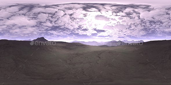 Before Noon Desert HDRI Sky - 3DOcean Item for Sale