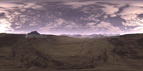 Early Evening Desert HDRI Sky - 3DOcean Item for Sale