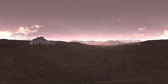 Evening Desert HDRI Sky - 3DOcean Item for Sale