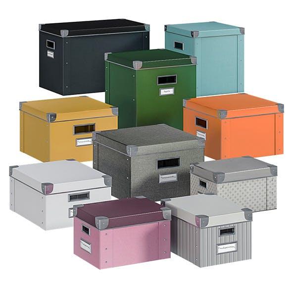 L3DV03G01 - boxes set