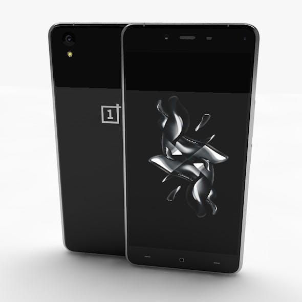 OnePlus X Model - 3DOcean Item for Sale