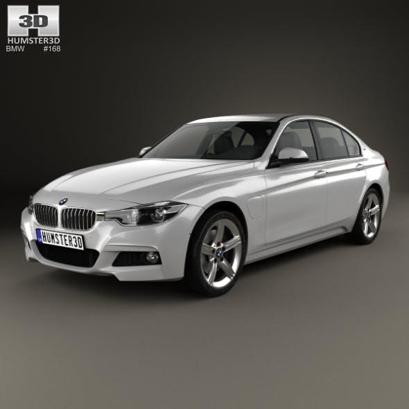 BMW 3 Series (F30) E 2016