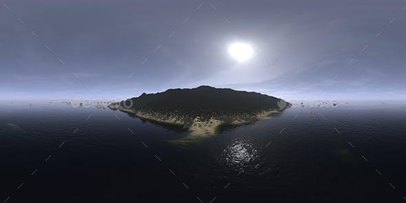 Before Noon Ocean Island HDRI Sky - 3DOcean Item for Sale