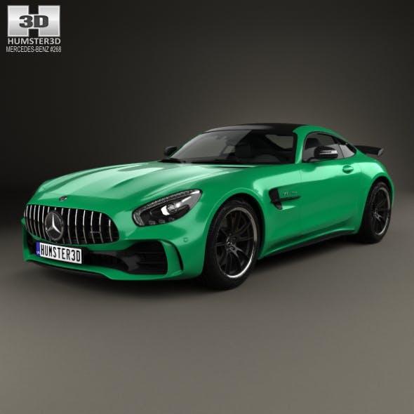 Mercedes-Benz AMG GT R 2016 - 3DOcean Item for Sale
