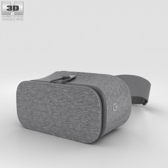 Google Daydream View Slate - 3DOcean Item for Sale