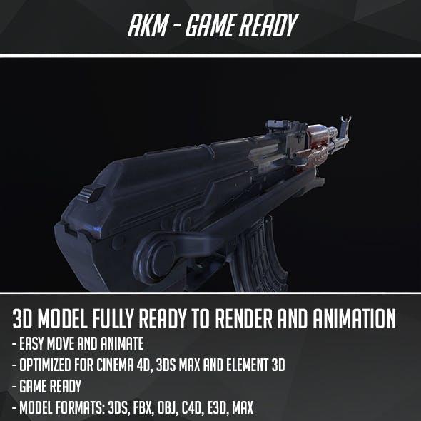 AKM - Game Ready