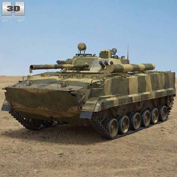 BMP-3 - 3DOcean Item for Sale