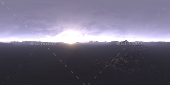 Early Morning Tundra HDRI Sky - 3DOcean Item for Sale