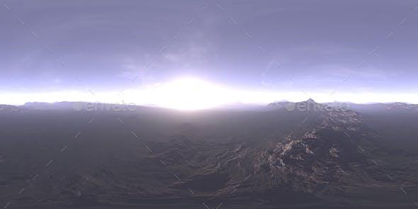 Morning Tundra HDRI Sky - 3DOcean Item for Sale