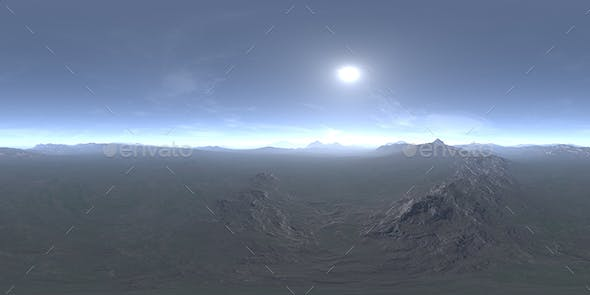 Before Noon Tundra HDRI Sky - 3DOcean Item for Sale