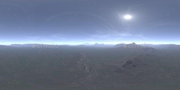 Noon Tundra HDRI Sky - 3DOcean Item for Sale