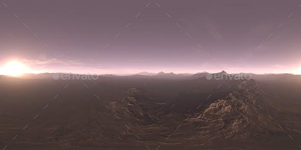 Evening Tundra HDRI Sky - 3DOcean Item for Sale