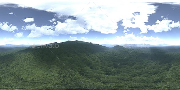Noon Forest HDRI Sky - 3DOcean Item for Sale