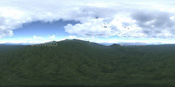 Afternoon Forest HDRI Sky - 3DOcean Item for Sale