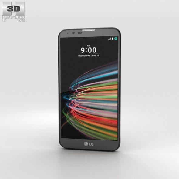 LG X Mach Titan - 3DOcean Item for Sale