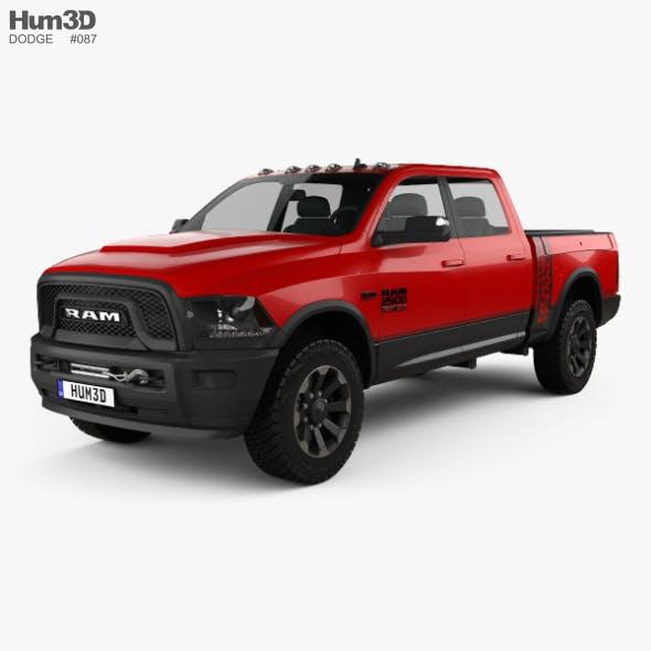 Dodge Ram Power Wagon 2017 - 3DOcean Item for Sale