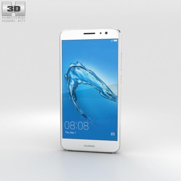 Huawei Nova Plus Mystic Silver