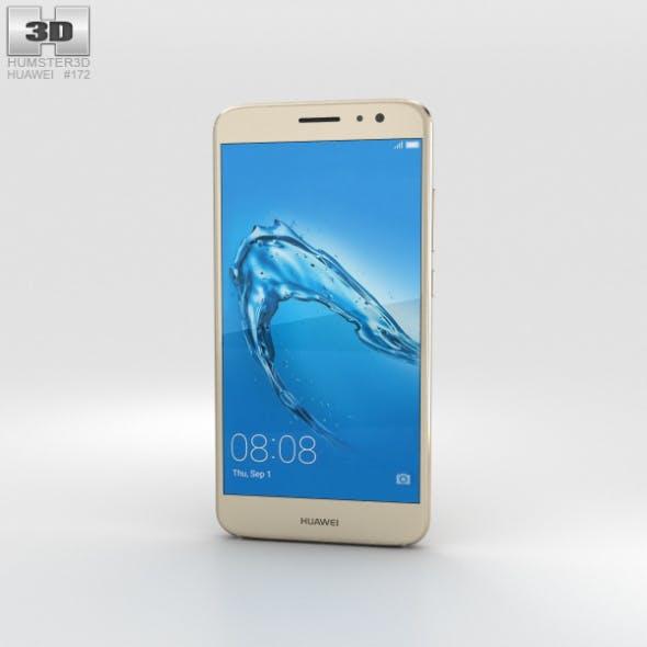 Huawei Nova Plus Prestige Gold - 3DOcean Item for Sale