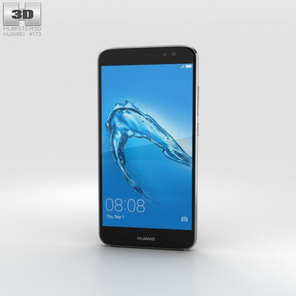 Huawei Nova Plus Titanium Grey - 3DOcean Item for Sale
