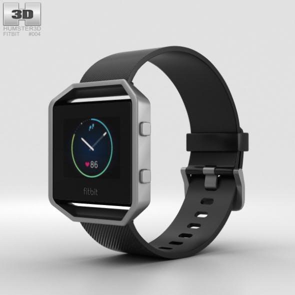 Fitbit Blaze Black/Silver