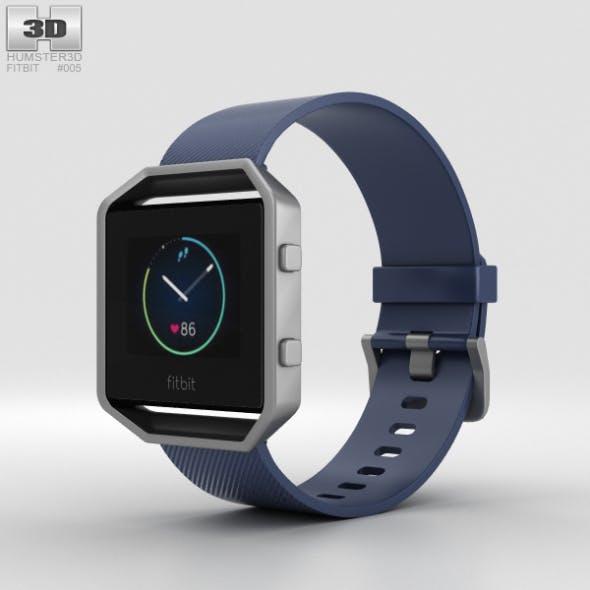 Fitbit Blaze Blue/Silver