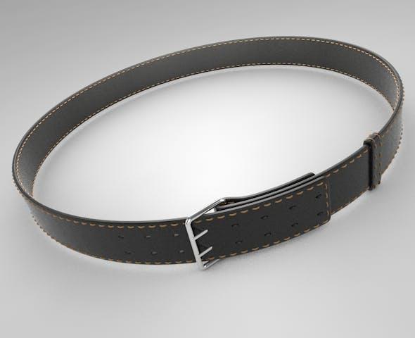 3d Belt - 3DOcean Item for Sale