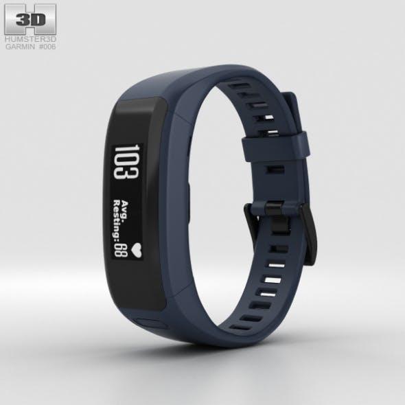Garmin Vivosmart HR Midnight Blue - 3DOcean Item for Sale