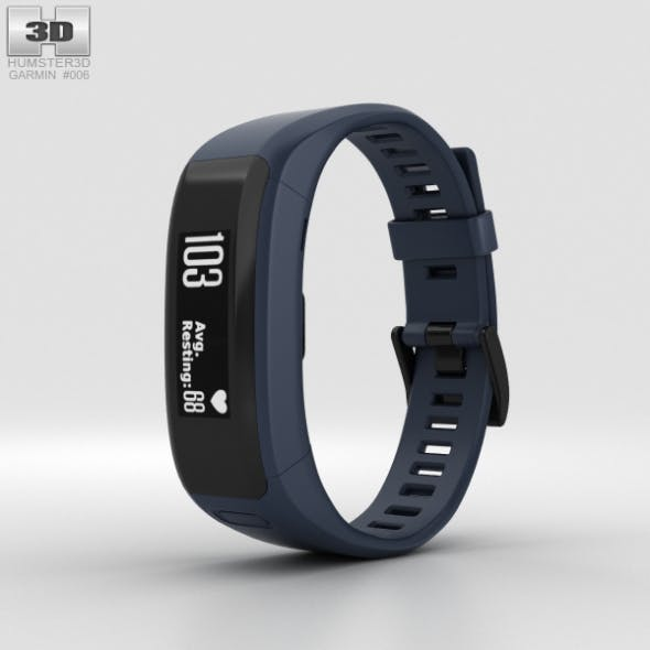 Garmin Vivosmart HR Midnight Blue