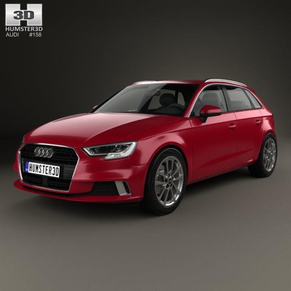 Audi A3 Sportback 2016