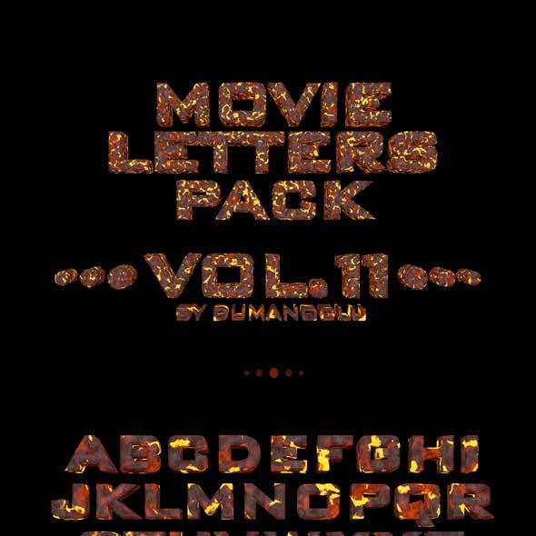 Mortal Kombat - Legacy ll | Alphabet Pack