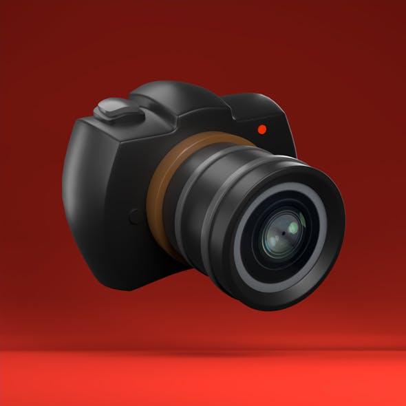 Cartoon Style Camera