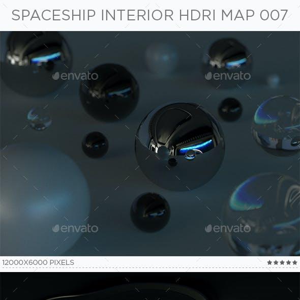 Spaceship Interior HDRi Map 007