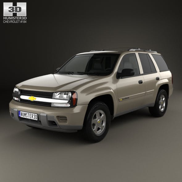 Chevrolet TrailBlazer LT 2002